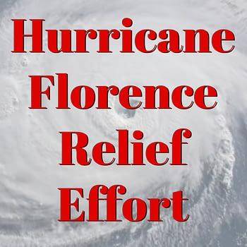 HurricaneFlorenceRelief Effort