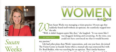 Susan Weeks WiB